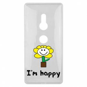 Sony Xperia XZ2 Case I'm happy