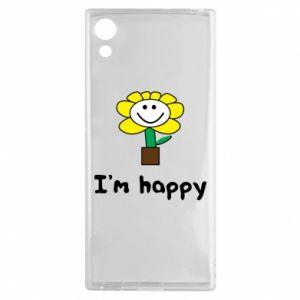 Sony Xperia XA1 Case I'm happy