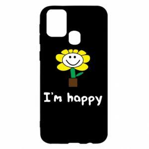 Samsung M31 Case I'm happy