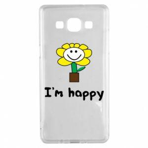 Samsung A5 2015 Case I'm happy