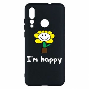 Huawei Nova 4 Case I'm happy