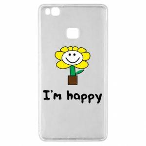 Huawei P9 Lite Case I'm happy