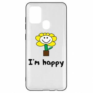Samsung A21s Case I'm happy