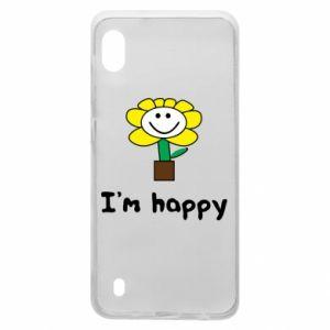 Samsung A10 Case I'm happy