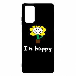 Samsung Note 20 Case I'm happy