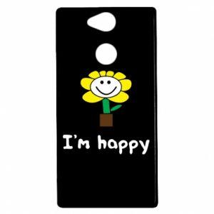 Sony Xperia XA2 Case I'm happy