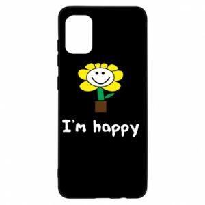 Samsung A31 Case I'm happy