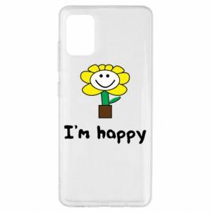 Samsung A51 Case I'm happy