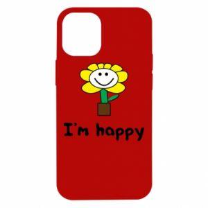 iPhone 12 Mini Case I'm happy