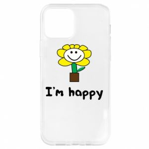 iPhone 12/12 Pro Case I'm happy
