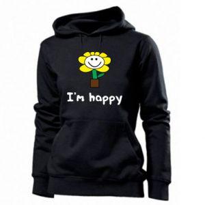 Women's hoodies I'm happy