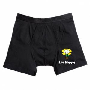 Boxer trunks I'm happy