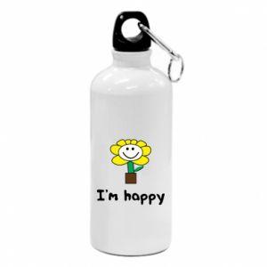 Water bottle I'm happy