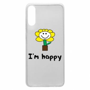 Phone case for Samsung A70 I'm happy