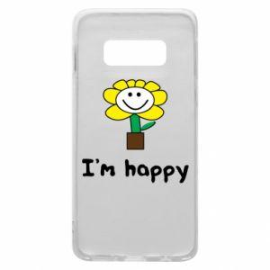 Phone case for Samsung S10e I'm happy
