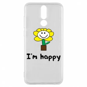Phone case for Huawei Mate 10 Lite I'm happy