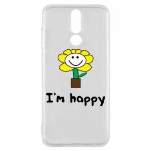 Etui na Huawei Mate 10 Lite I'm happy