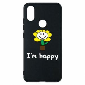 Etui na Xiaomi Mi A2 I'm happy