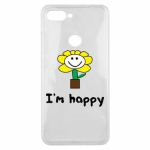 Phone case for Xiaomi Mi8 Lite I'm happy