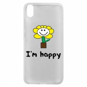 Phone case for Xiaomi Redmi 7A I'm happy