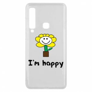 Phone case for Samsung A9 2018 I'm happy