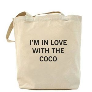 Torba I'm in love with the coco