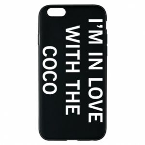 Etui na iPhone 6/6S I'm in love with the coco