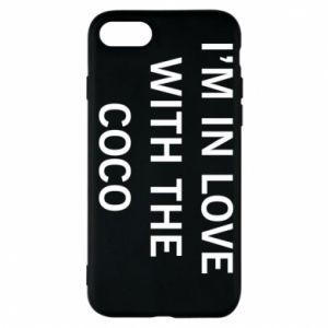 Etui na iPhone 7 I'm in love with the coco