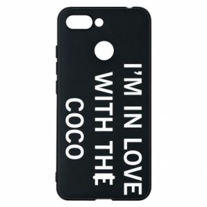 Etui na Xiaomi Redmi 6 I'm in love with the coco
