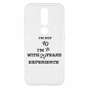 Nokia 4.2 Case I'm not 40