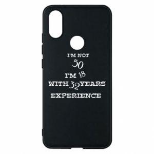 Etui na Xiaomi Mi A2 I'm not 50