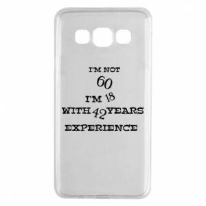 Samsung A3 2015 Case I'm not 60