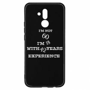 Huawei Mate 20Lite Case I'm not 60