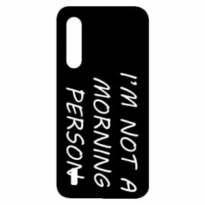 Etui na Xiaomi Mi9 Lite I'm not a morning person