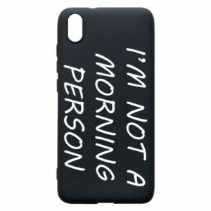 Etui na Xiaomi Redmi 7A I'm not a morning person