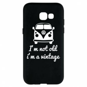 Samsung A5 2017 Case I'm not old i'm a vintage