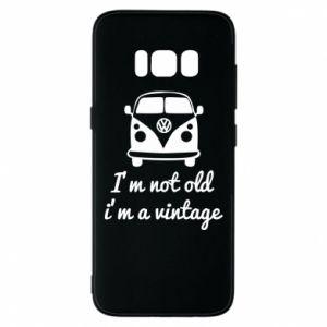 Etui na Samsung S8 I'm not old i'm a vintage
