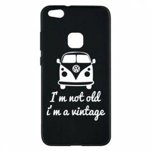 Etui na Huawei P10 Lite I'm not old i'm a vintage