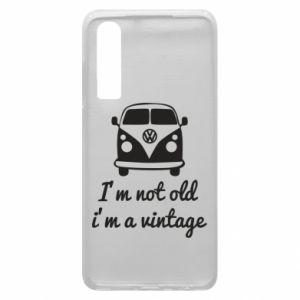 Etui na Huawei P30 I'm not old i'm a vintage