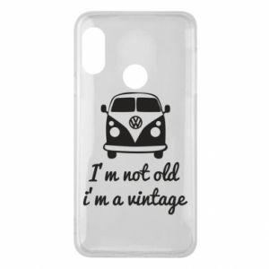 Etui na Mi A2 Lite I'm not old i'm a vintage