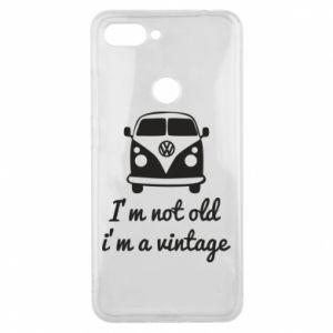 Etui na Xiaomi Mi8 Lite I'm not old i'm a vintage