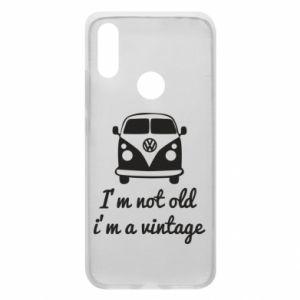 Etui na Xiaomi Redmi 7 I'm not old i'm a vintage