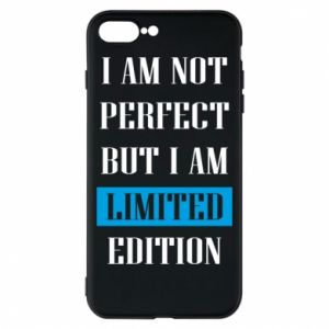 Etui na iPhone 8 Plus I'm not perfect but i am limited edition