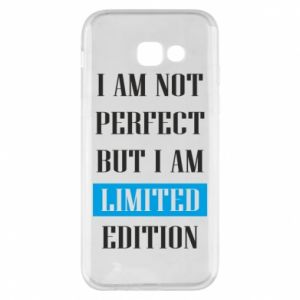 Etui na Samsung A5 2017 I'm not perfect but i am limited edition