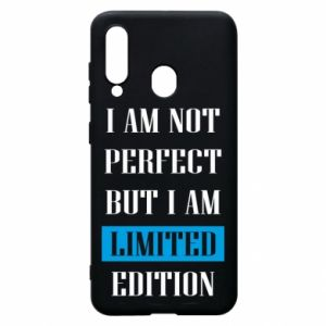 Etui na Samsung A60 I'm not perfect but i am limited edition