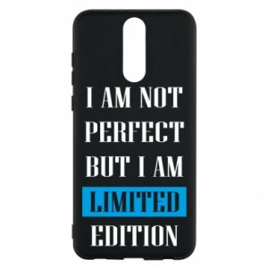 Etui na Huawei Mate 10 Lite I'm not perfect but i am limited edition