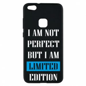Etui na Huawei P10 Lite I'm not perfect but i am limited edition