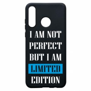 Etui na Huawei P30 Lite I'm not perfect but i am limited edition