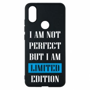 Etui na Xiaomi Mi A2 I'm not perfect but i am limited edition