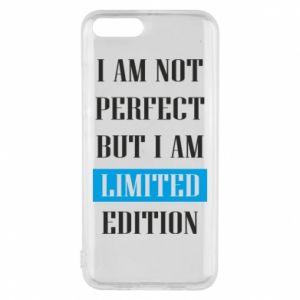 Etui na Xiaomi Mi6 I'm not perfect but i am limited edition